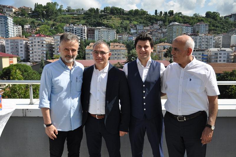Beş Yıldızlı Kuzey Göz Hastalıkları Merkezi Trabzon'da Açıldı galerisi resim 206