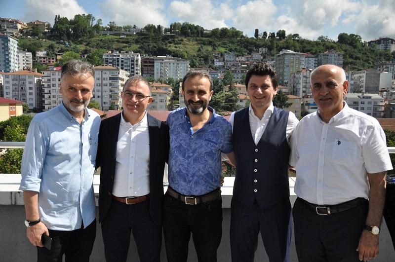 Beş Yıldızlı Kuzey Göz Hastalıkları Merkezi Trabzon'da Açıldı galerisi resim 207