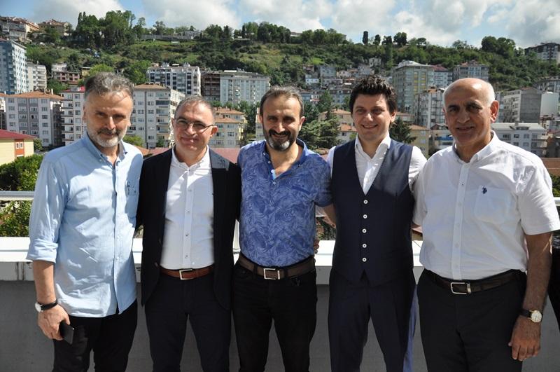 Beş Yıldızlı Kuzey Göz Hastalıkları Merkezi Trabzon'da Açıldı galerisi resim 208