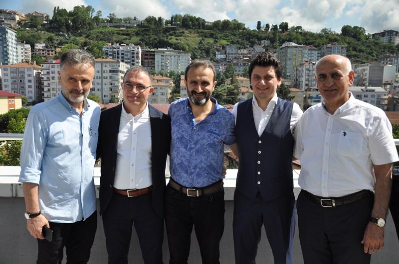 Beş Yıldızlı Kuzey Göz Hastalıkları Merkezi Trabzon'da Açıldı galerisi resim 209