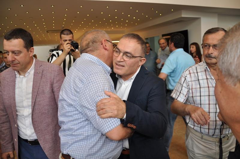 Beş Yıldızlı Kuzey Göz Hastalıkları Merkezi Trabzon'da Açıldı galerisi resim 21