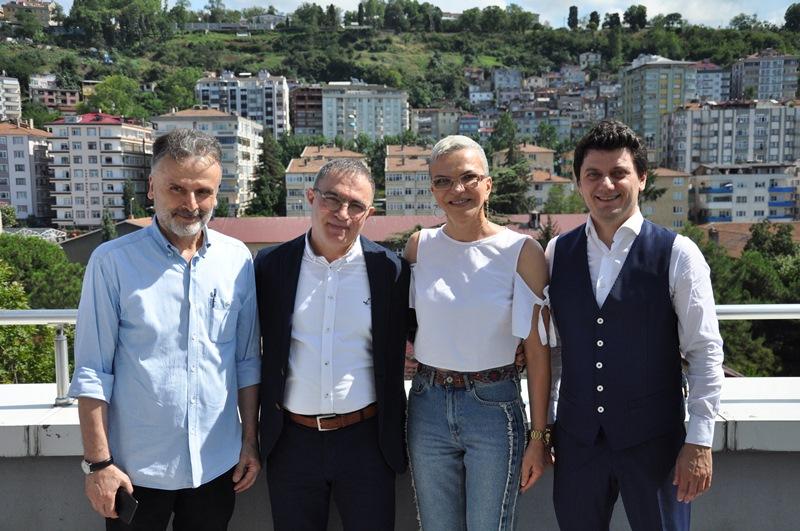 Beş Yıldızlı Kuzey Göz Hastalıkları Merkezi Trabzon'da Açıldı galerisi resim 210