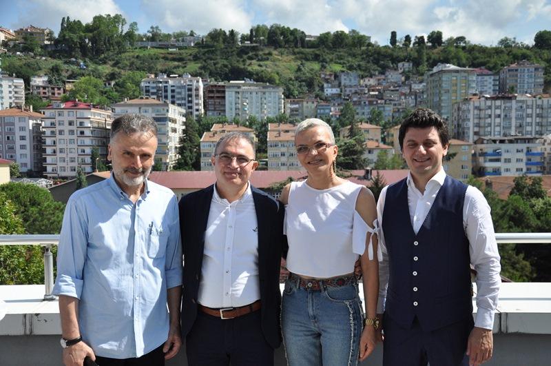 Beş Yıldızlı Kuzey Göz Hastalıkları Merkezi Trabzon'da Açıldı galerisi resim 211