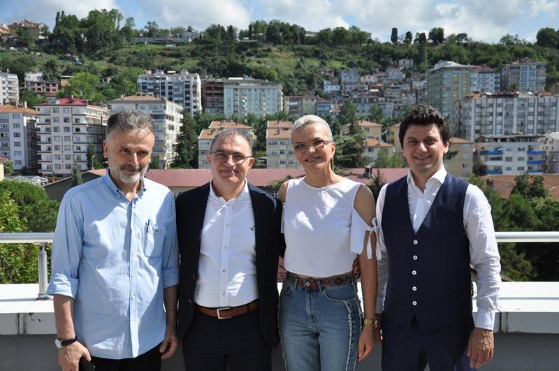 Beş Yıldızlı Kuzey Göz Hastalıkları Merkezi Trabzon'da Açıldı galerisi resim 212