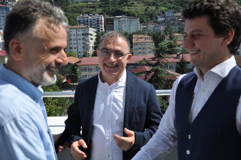 Beş Yıldızlı Kuzey Göz Hastalıkları Merkezi Trabzon'da Açıldı galerisi resim 213