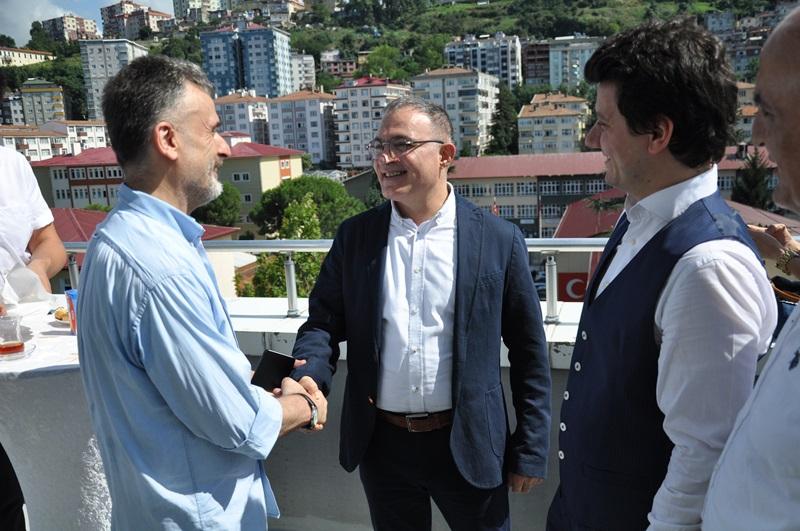Beş Yıldızlı Kuzey Göz Hastalıkları Merkezi Trabzon'da Açıldı galerisi resim 215