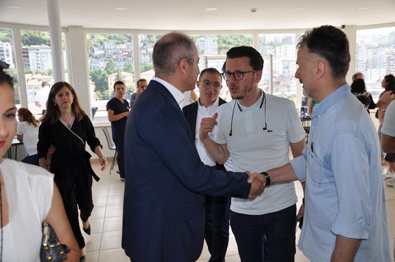 Beş Yıldızlı Kuzey Göz Hastalıkları Merkezi Trabzon'da Açıldı galerisi resim 216