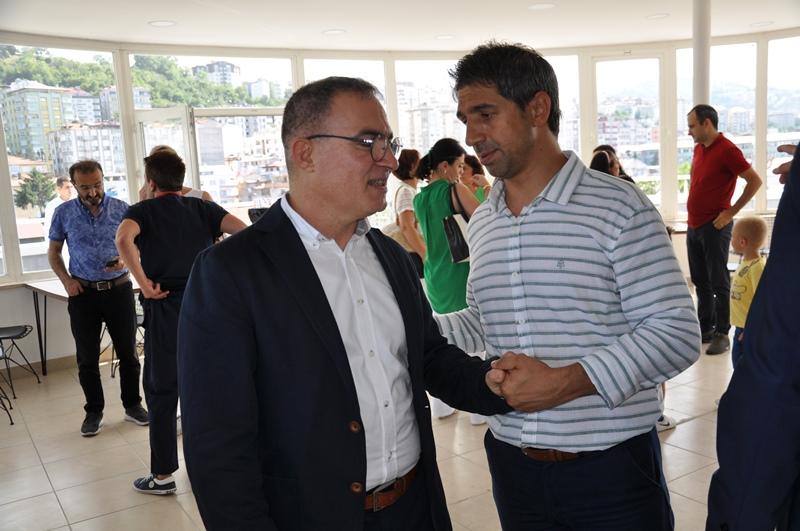 Beş Yıldızlı Kuzey Göz Hastalıkları Merkezi Trabzon'da Açıldı galerisi resim 218
