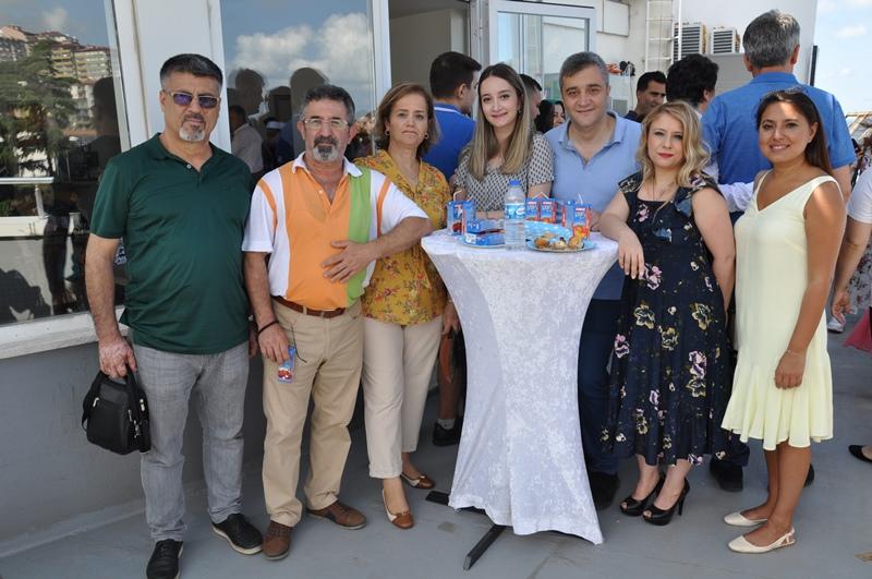 Beş Yıldızlı Kuzey Göz Hastalıkları Merkezi Trabzon'da Açıldı galerisi resim 223