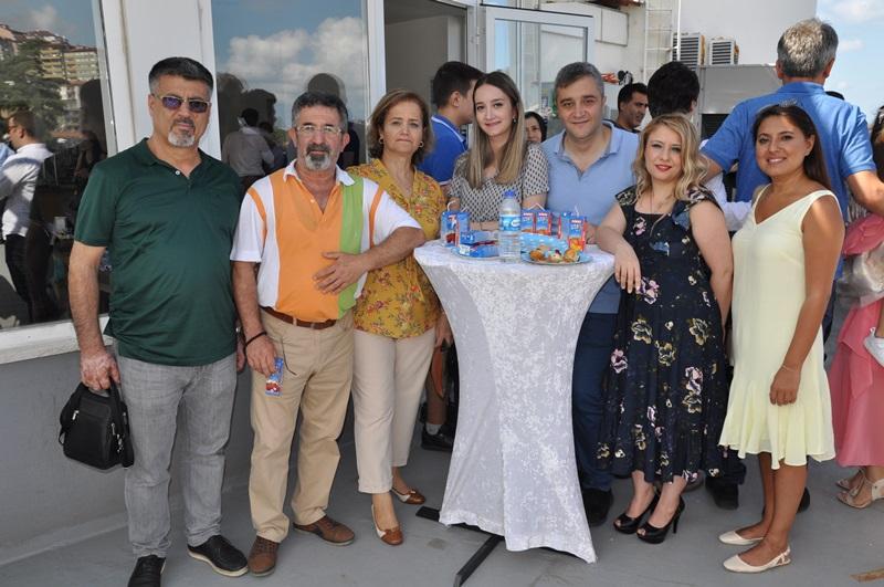 Beş Yıldızlı Kuzey Göz Hastalıkları Merkezi Trabzon'da Açıldı galerisi resim 224