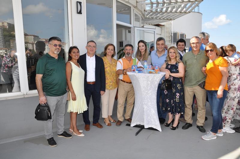 Beş Yıldızlı Kuzey Göz Hastalıkları Merkezi Trabzon'da Açıldı galerisi resim 225