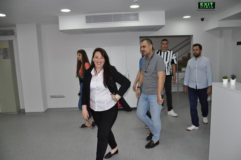 Beş Yıldızlı Kuzey Göz Hastalıkları Merkezi Trabzon'da Açıldı galerisi resim 228
