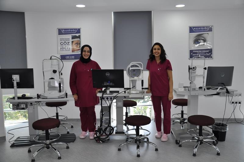 Beş Yıldızlı Kuzey Göz Hastalıkları Merkezi Trabzon'da Açıldı galerisi resim 234