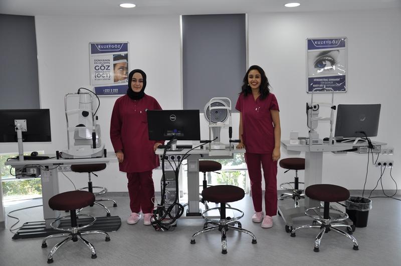Beş Yıldızlı Kuzey Göz Hastalıkları Merkezi Trabzon'da Açıldı galerisi resim 235
