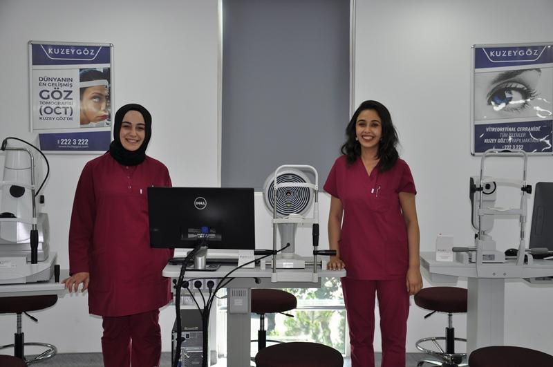 Beş Yıldızlı Kuzey Göz Hastalıkları Merkezi Trabzon'da Açıldı galerisi resim 236