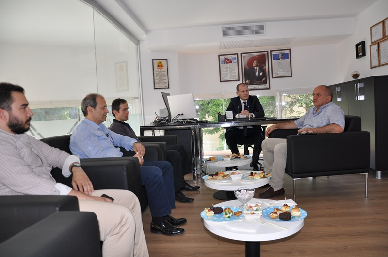 Beş Yıldızlı Kuzey Göz Hastalıkları Merkezi Trabzon'da Açıldı galerisi resim 240