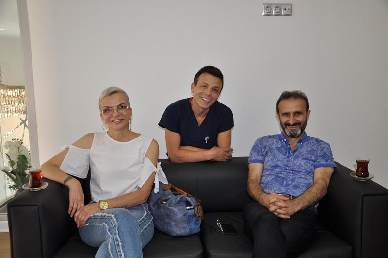 Beş Yıldızlı Kuzey Göz Hastalıkları Merkezi Trabzon'da Açıldı galerisi resim 247