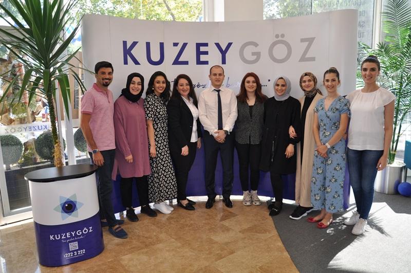 Beş Yıldızlı Kuzey Göz Hastalıkları Merkezi Trabzon'da Açıldı galerisi resim 249