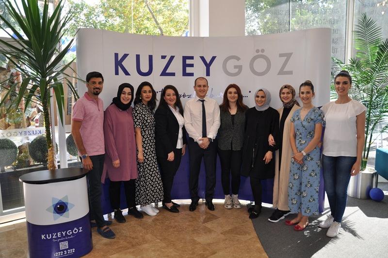 Beş Yıldızlı Kuzey Göz Hastalıkları Merkezi Trabzon'da Açıldı galerisi resim 250