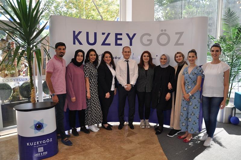 Beş Yıldızlı Kuzey Göz Hastalıkları Merkezi Trabzon'da Açıldı galerisi resim 251