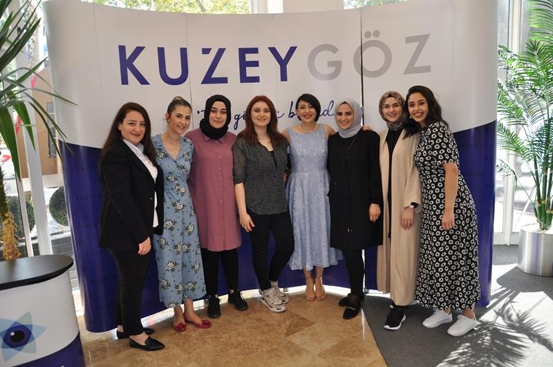 Beş Yıldızlı Kuzey Göz Hastalıkları Merkezi Trabzon'da Açıldı galerisi resim 252