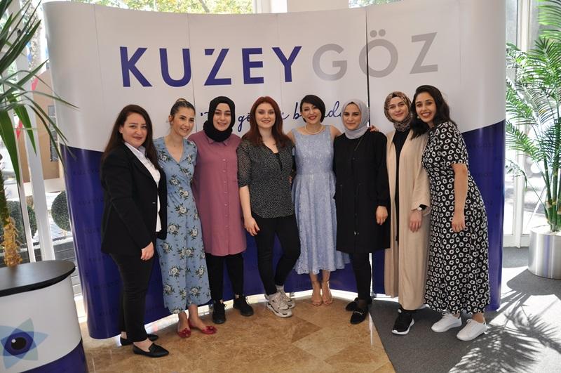 Beş Yıldızlı Kuzey Göz Hastalıkları Merkezi Trabzon'da Açıldı galerisi resim 253