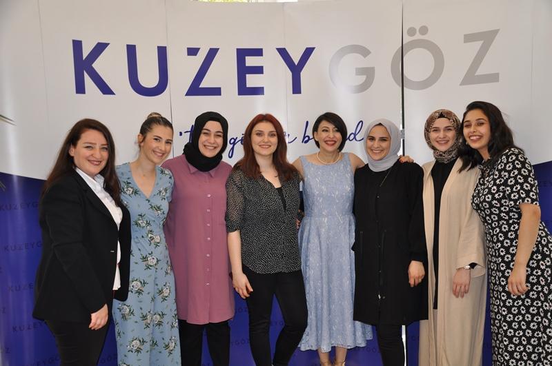 Beş Yıldızlı Kuzey Göz Hastalıkları Merkezi Trabzon'da Açıldı galerisi resim 254
