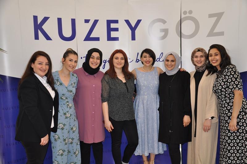 Beş Yıldızlı Kuzey Göz Hastalıkları Merkezi Trabzon'da Açıldı galerisi resim 255
