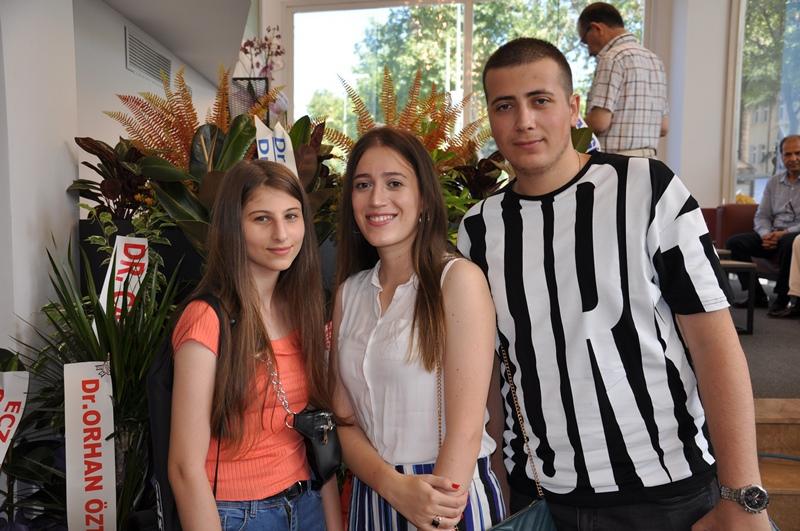 Beş Yıldızlı Kuzey Göz Hastalıkları Merkezi Trabzon'da Açıldı galerisi resim 26