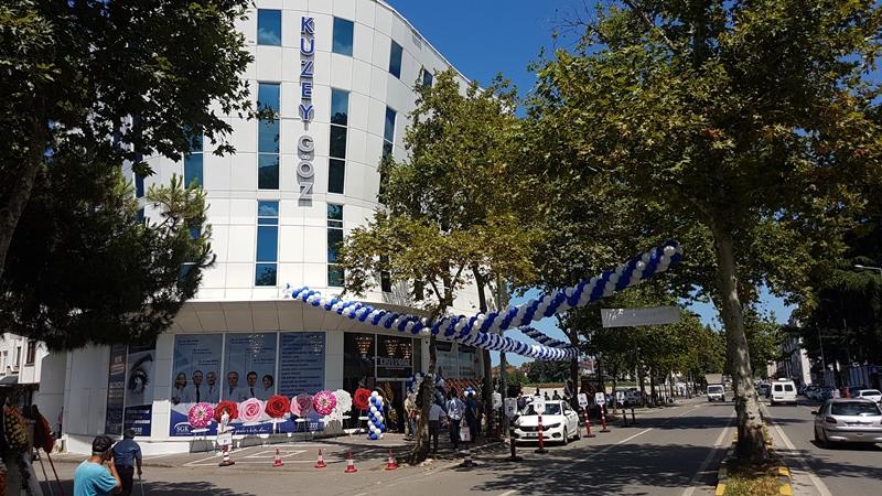 Beş Yıldızlı Kuzey Göz Hastalıkları Merkezi Trabzon'da Açıldı galerisi resim 3