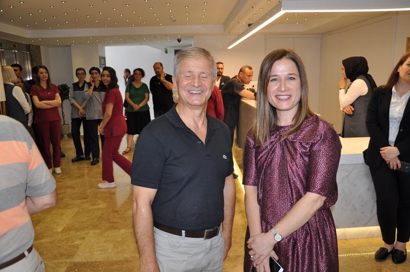 Beş Yıldızlı Kuzey Göz Hastalıkları Merkezi Trabzon'da Açıldı galerisi resim 30