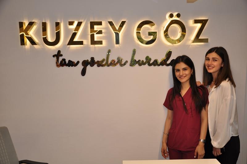 Beş Yıldızlı Kuzey Göz Hastalıkları Merkezi Trabzon'da Açıldı galerisi resim 35