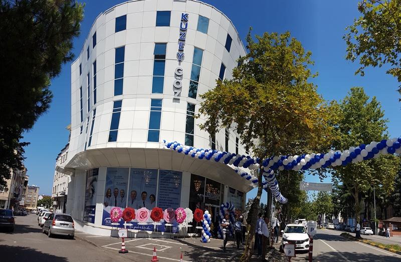 Beş Yıldızlı Kuzey Göz Hastalıkları Merkezi Trabzon'da Açıldı galerisi resim 4