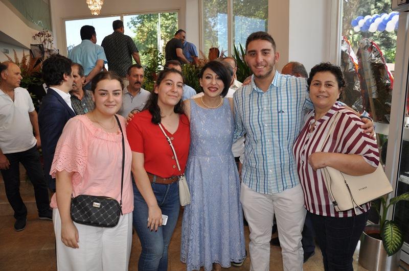 Beş Yıldızlı Kuzey Göz Hastalıkları Merkezi Trabzon'da Açıldı galerisi resim 47