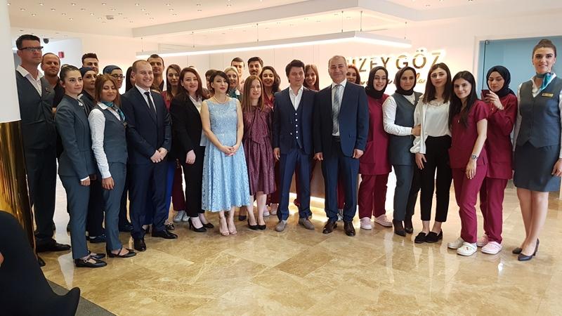 Beş Yıldızlı Kuzey Göz Hastalıkları Merkezi Trabzon'da Açıldı galerisi resim 5