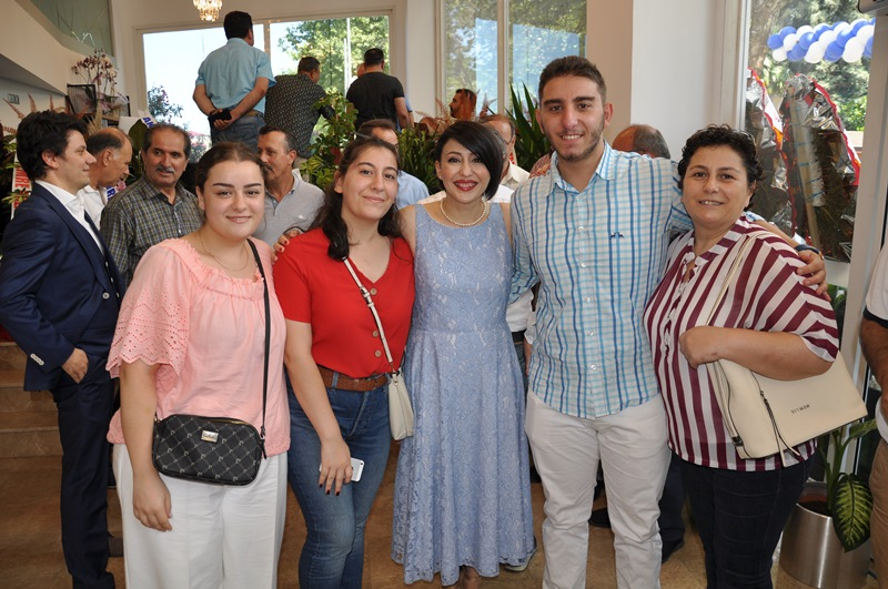 Beş Yıldızlı Kuzey Göz Hastalıkları Merkezi Trabzon'da Açıldı galerisi resim 50