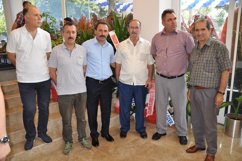 Beş Yıldızlı Kuzey Göz Hastalıkları Merkezi Trabzon'da Açıldı galerisi resim 56