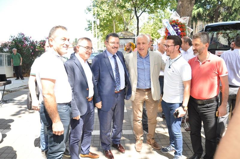 Beş Yıldızlı Kuzey Göz Hastalıkları Merkezi Trabzon'da Açıldı galerisi resim 57