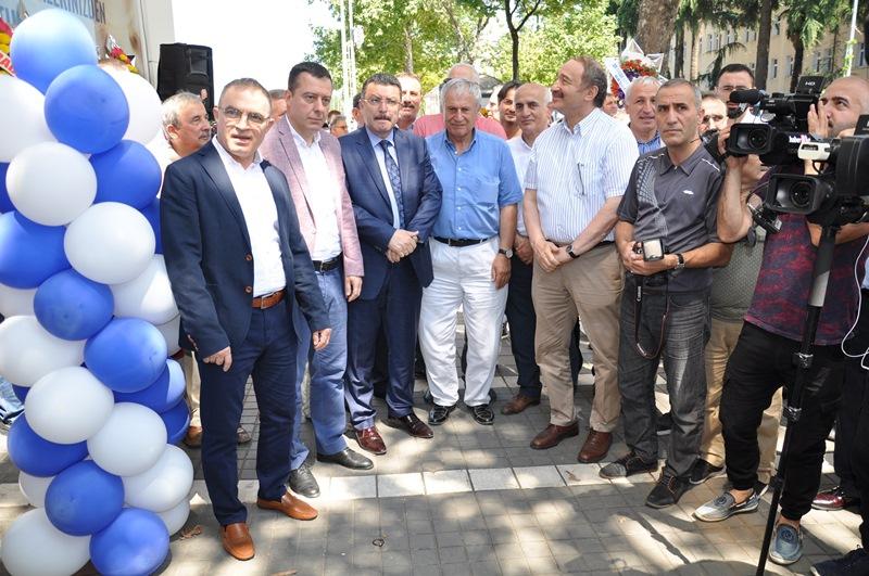 Beş Yıldızlı Kuzey Göz Hastalıkları Merkezi Trabzon'da Açıldı galerisi resim 59