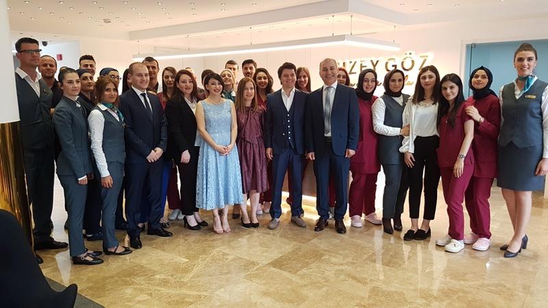 Beş Yıldızlı Kuzey Göz Hastalıkları Merkezi Trabzon'da Açıldı galerisi resim 6
