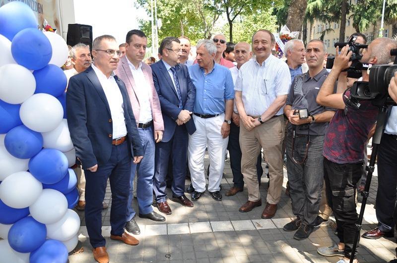 Beş Yıldızlı Kuzey Göz Hastalıkları Merkezi Trabzon'da Açıldı galerisi resim 63