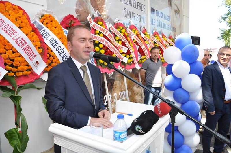 Beş Yıldızlı Kuzey Göz Hastalıkları Merkezi Trabzon'da Açıldı galerisi resim 64
