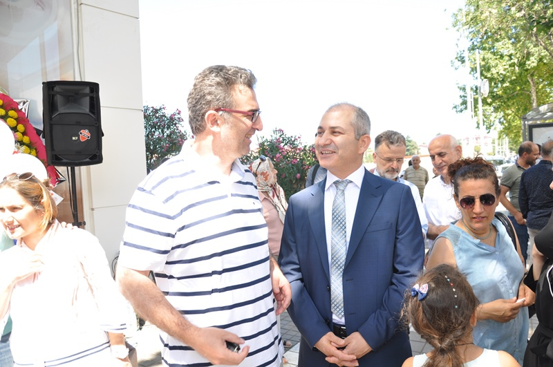 Beş Yıldızlı Kuzey Göz Hastalıkları Merkezi Trabzon'da Açıldı galerisi resim 65