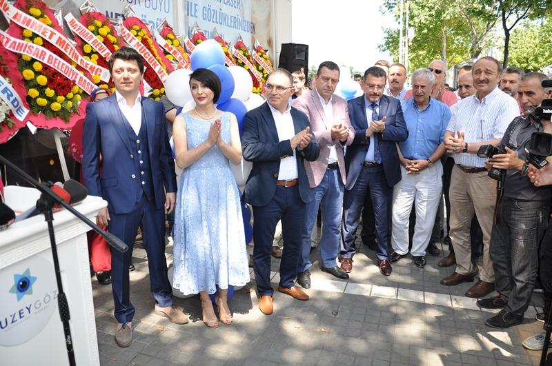 Beş Yıldızlı Kuzey Göz Hastalıkları Merkezi Trabzon'da Açıldı galerisi resim 66