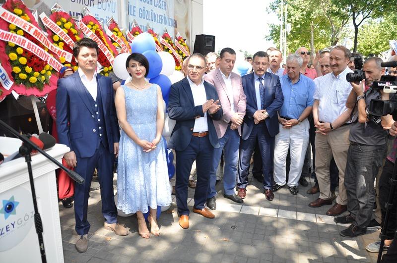 Beş Yıldızlı Kuzey Göz Hastalıkları Merkezi Trabzon'da Açıldı galerisi resim 73
