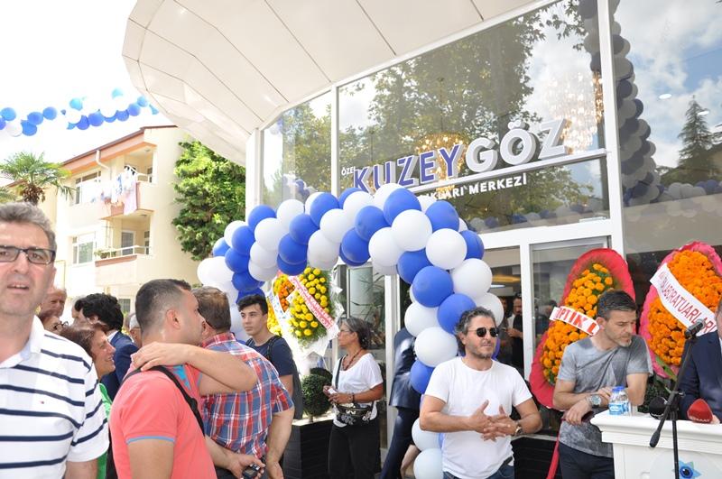 Beş Yıldızlı Kuzey Göz Hastalıkları Merkezi Trabzon'da Açıldı galerisi resim 74