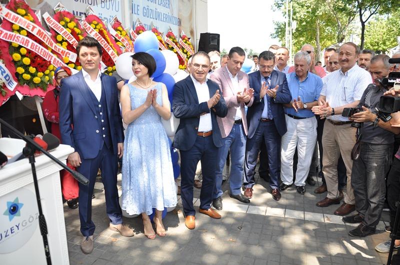 Beş Yıldızlı Kuzey Göz Hastalıkları Merkezi Trabzon'da Açıldı galerisi resim 77