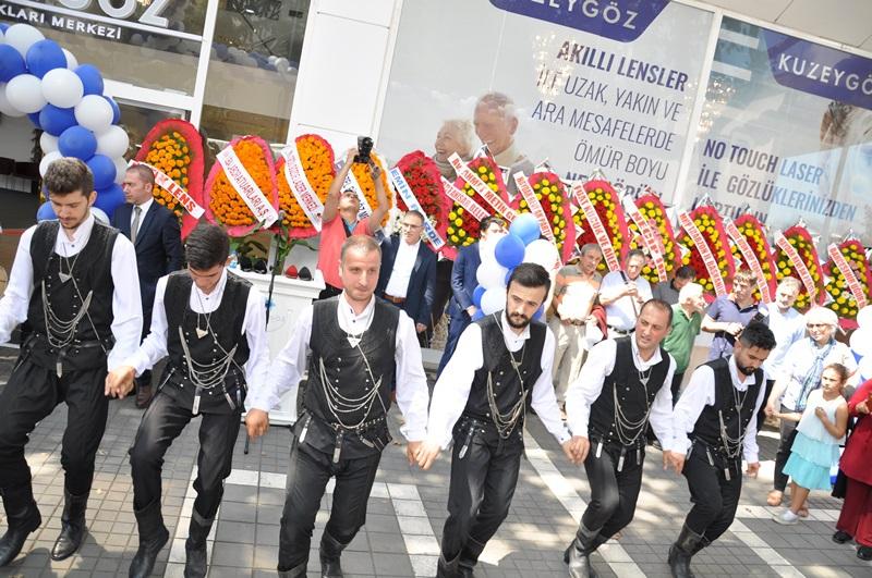 Beş Yıldızlı Kuzey Göz Hastalıkları Merkezi Trabzon'da Açıldı galerisi resim 79