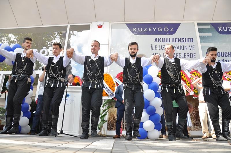 Beş Yıldızlı Kuzey Göz Hastalıkları Merkezi Trabzon'da Açıldı galerisi resim 81