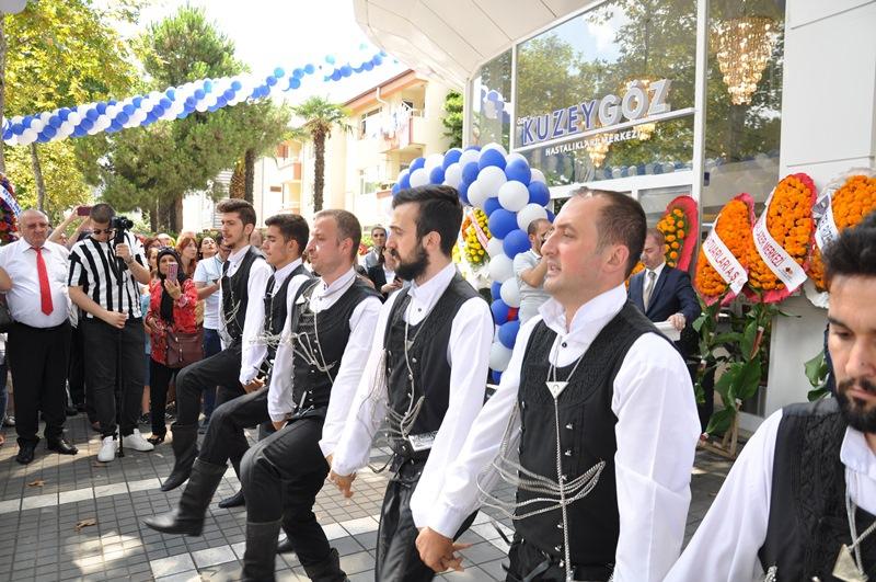 Beş Yıldızlı Kuzey Göz Hastalıkları Merkezi Trabzon'da Açıldı galerisi resim 90
